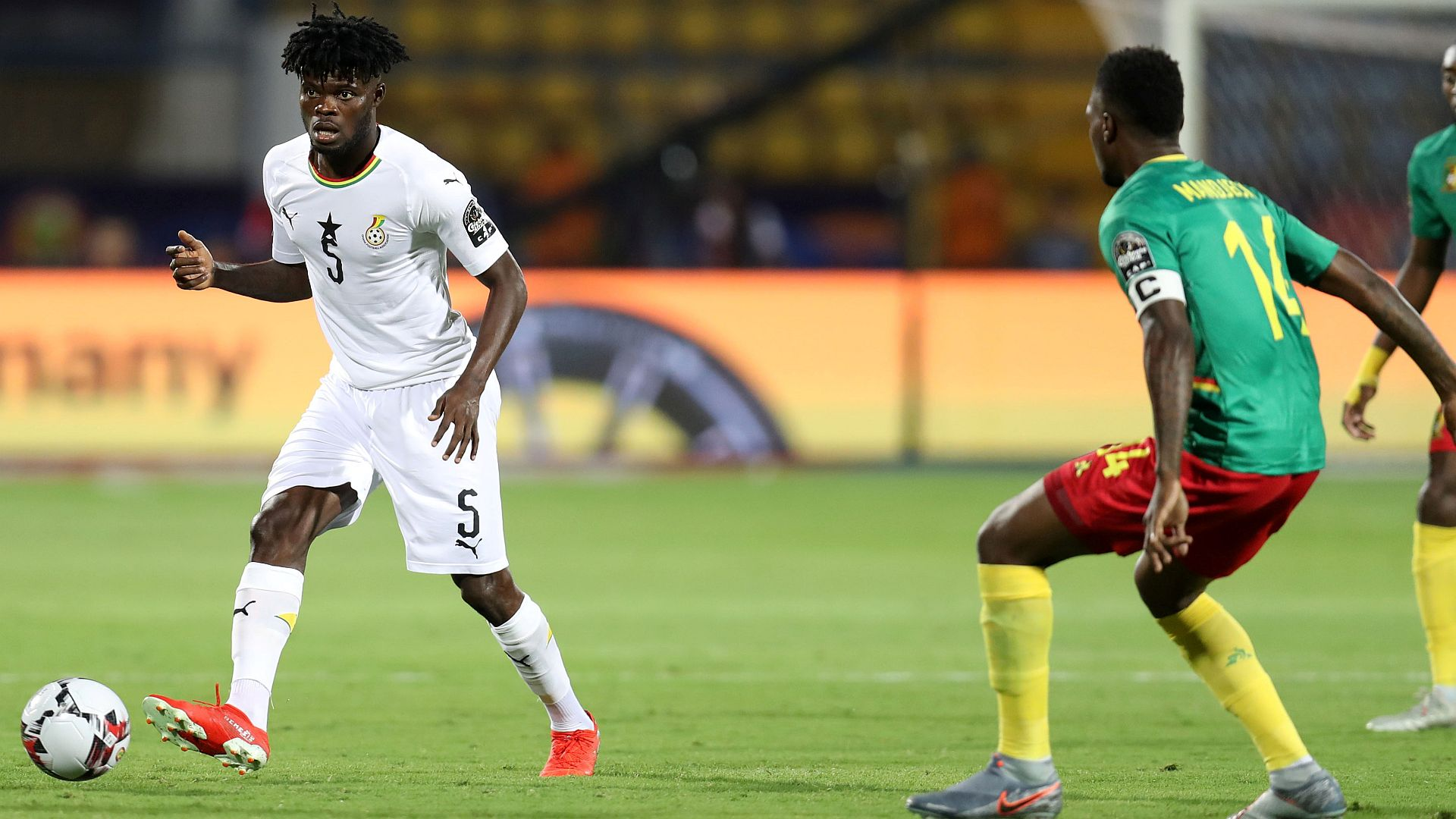 Partey: Ghana's preparations will set the tone for successful Afcon in Cameroon