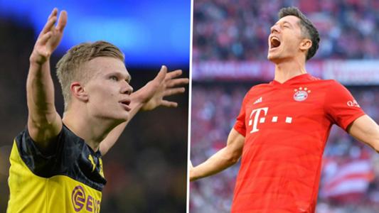 Erling Haaland should not yet be compared to Robert Lewandowski, says FC Bayern boss Hansi Flick | Goal.com