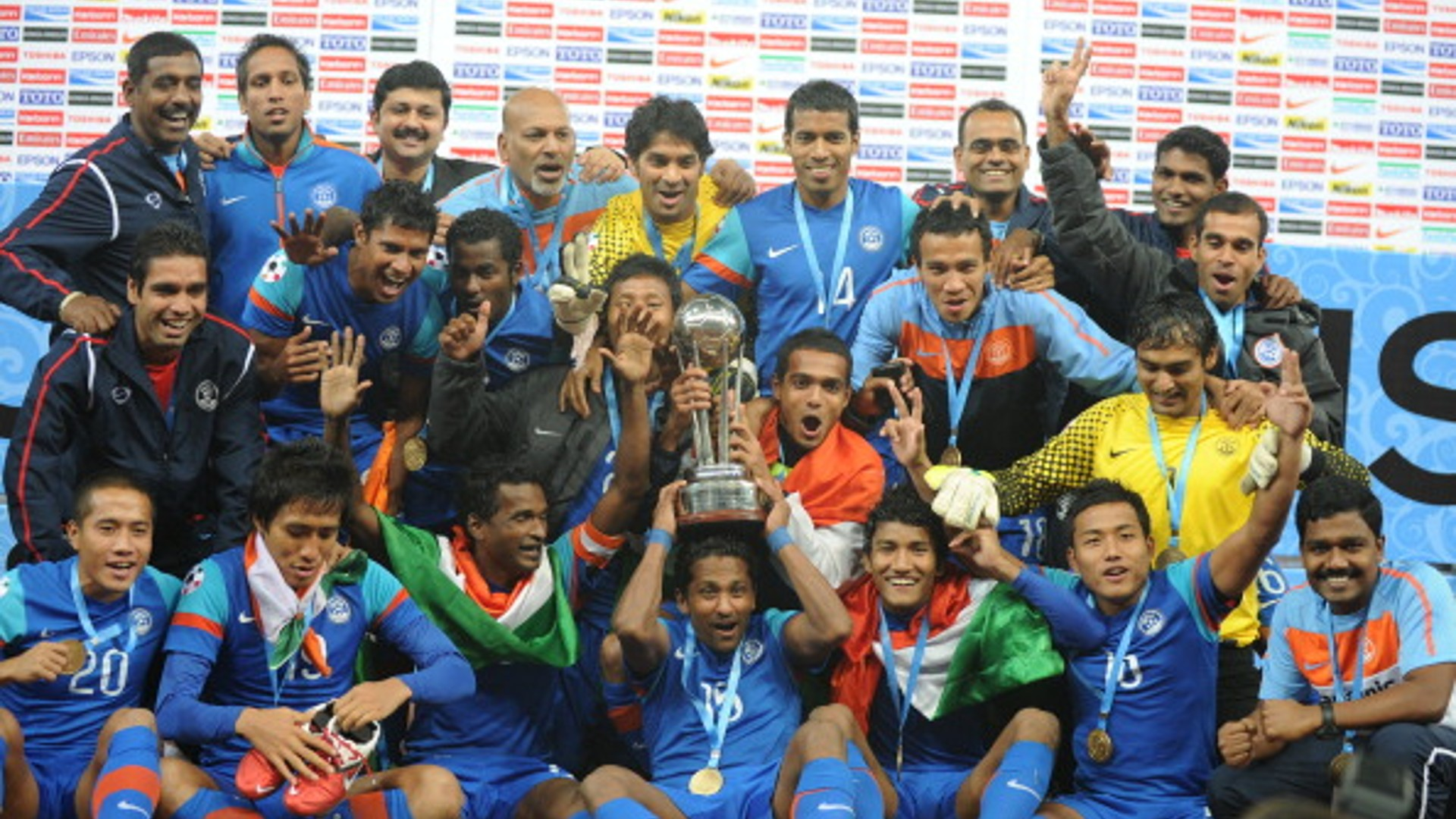 India vs Nepal: How have India performed in SAFF Championship finals?