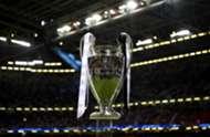 Champions League trophy 2