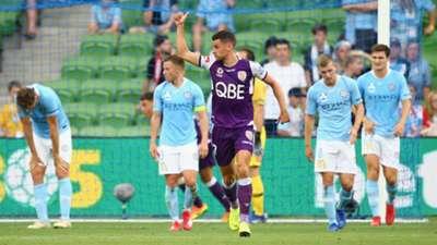 Joel Chianese Perth Glory