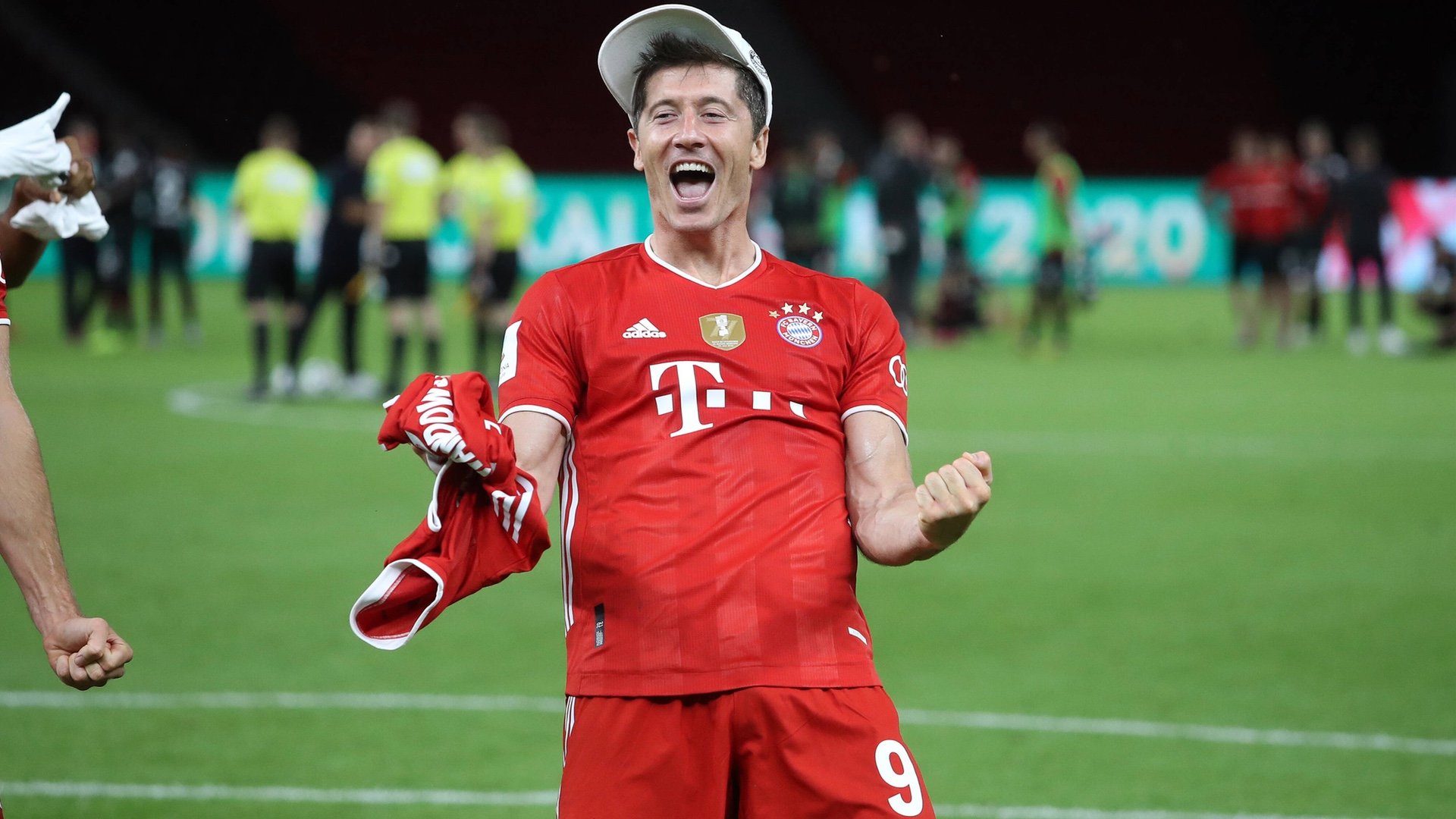Bayern Munich, Lewandowski raconte son but contre Leverkusen