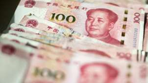 Chinese money
