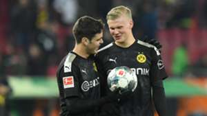 'Incredible!' - Favre stunned by Haaland hat-trick on Dortmund debut