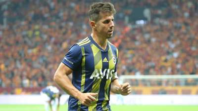Emre Belozoglu Galatasaray Fenerbahce 09282019