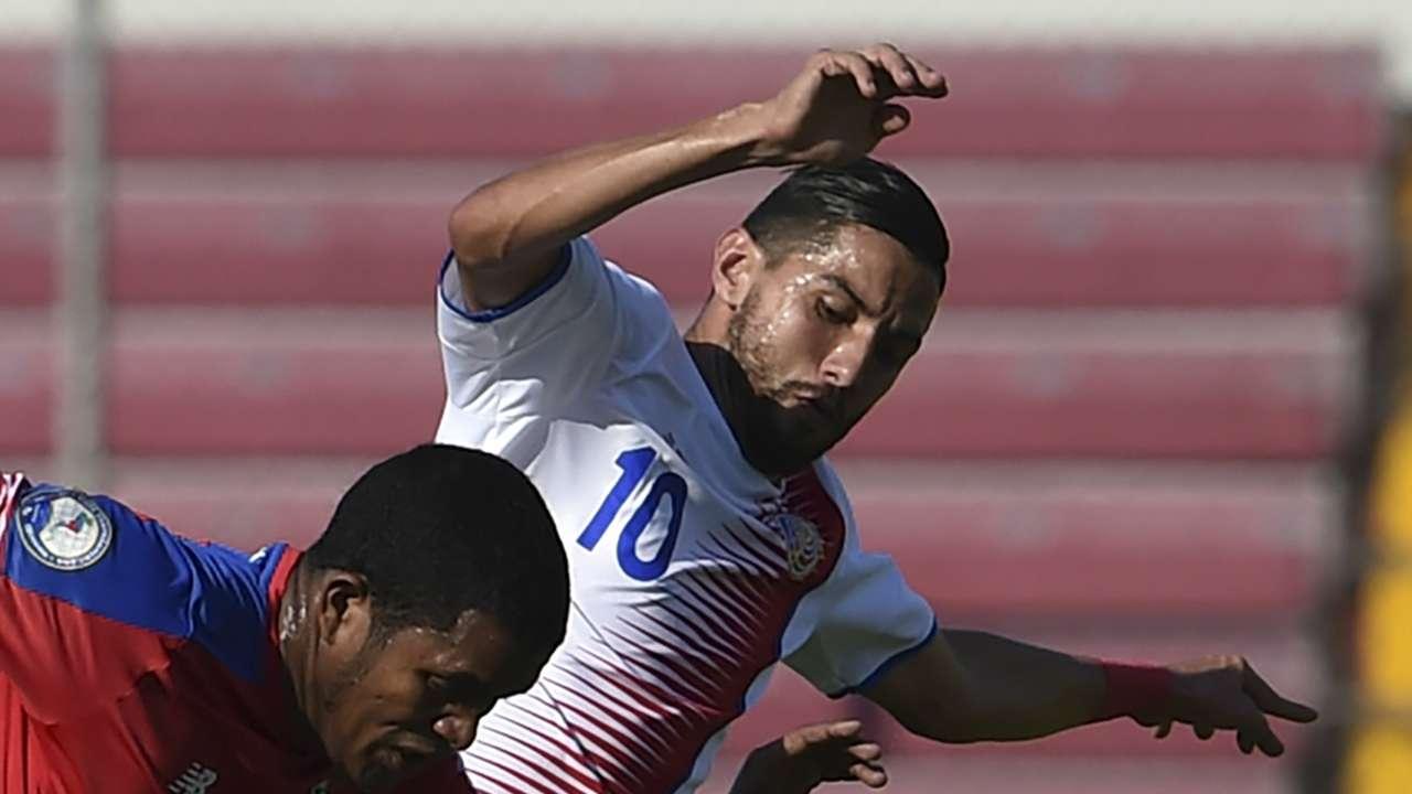 Marvin Angulo Costa Rica