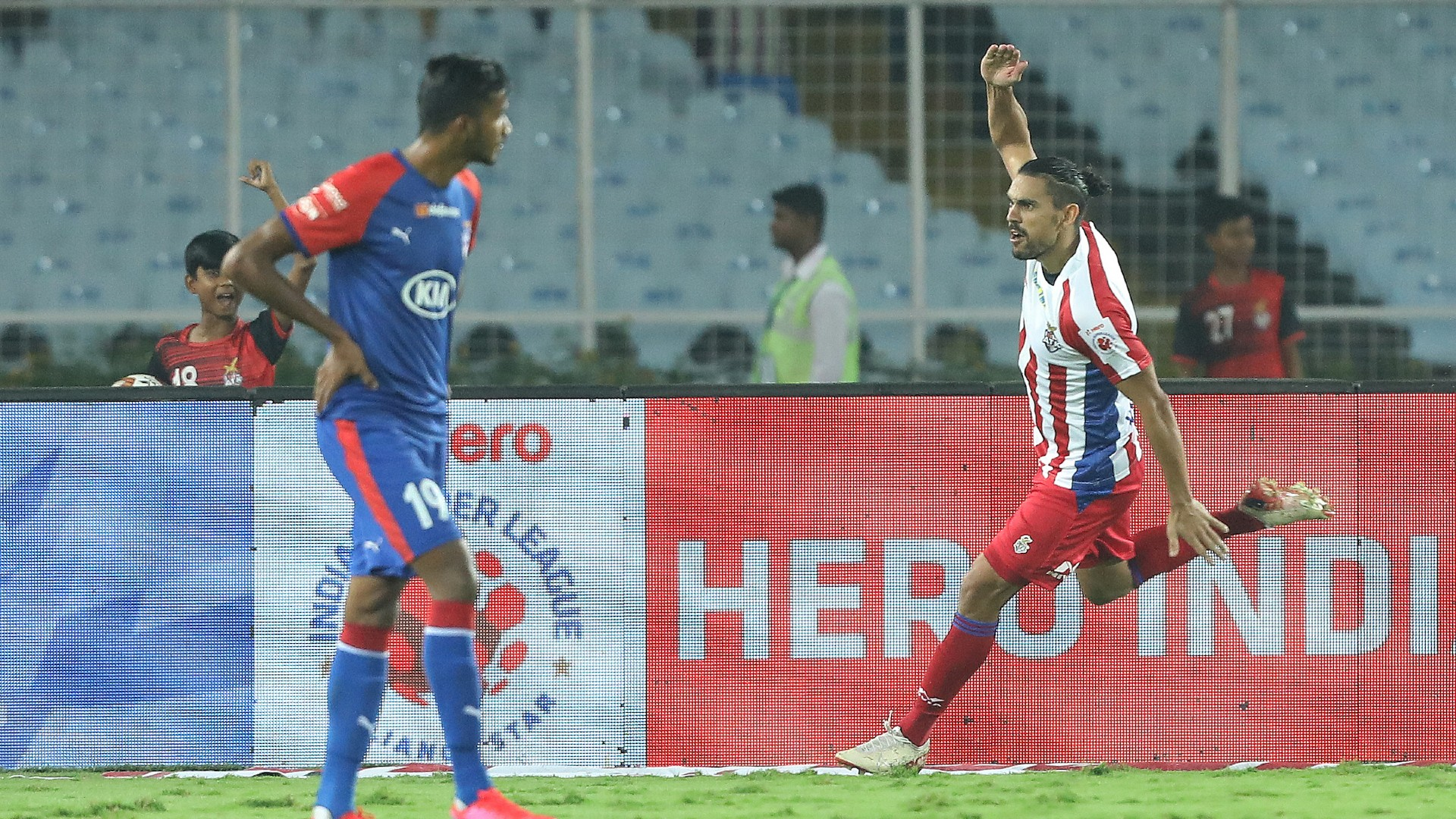 David Williams on ATK's contentious penalty: Tell me about Bengaluru's first goal