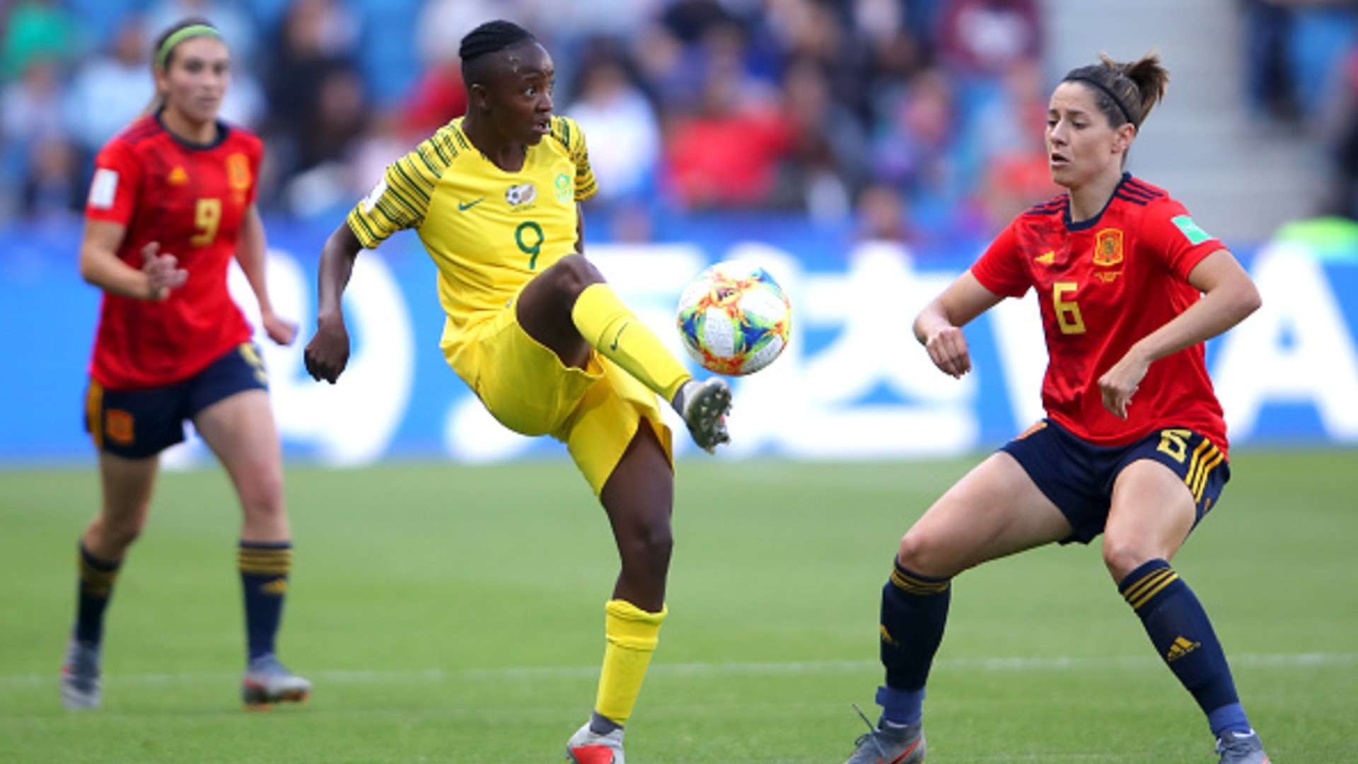 'This is another chance' - Ellis urges Mthandi to continue learning in Spain