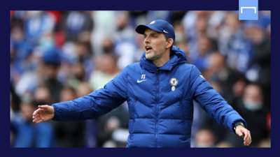 Thomas Tuchel Chelsea Leicester FA Cup 2021 GFX