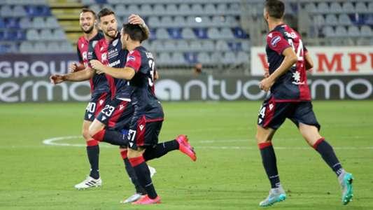 Cagliari Permalukan Juventus Goal Com
