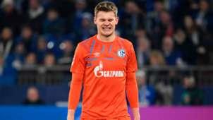 Alexander Nübel Schalke 04 2019