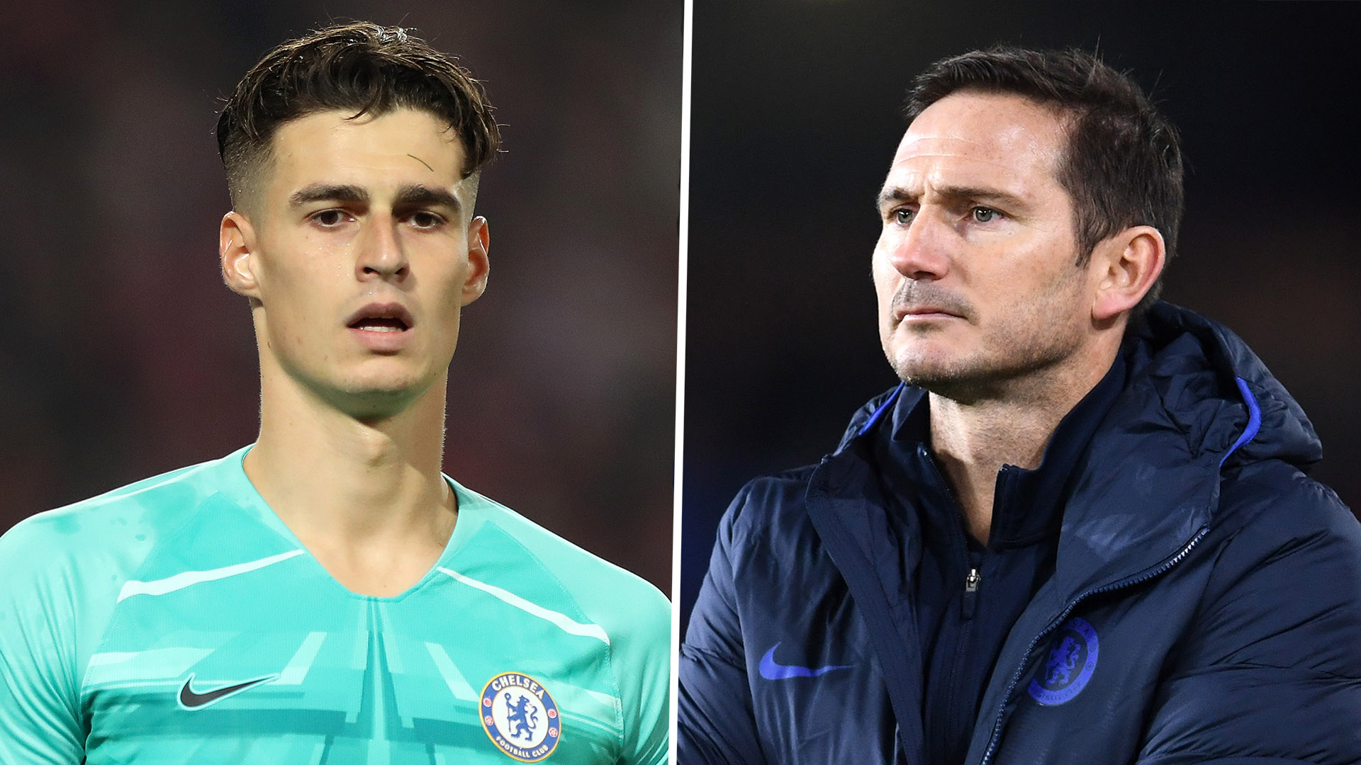 'Kepa knows he can't outlast Lampard at Chelsea' - £71m keeper isn't 'finished article', says Green