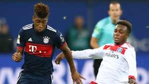 Kingsley Coman Gideon Jung Bayern Munich Hamburg