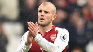 Jack Wilshere Arsenal 2017-18