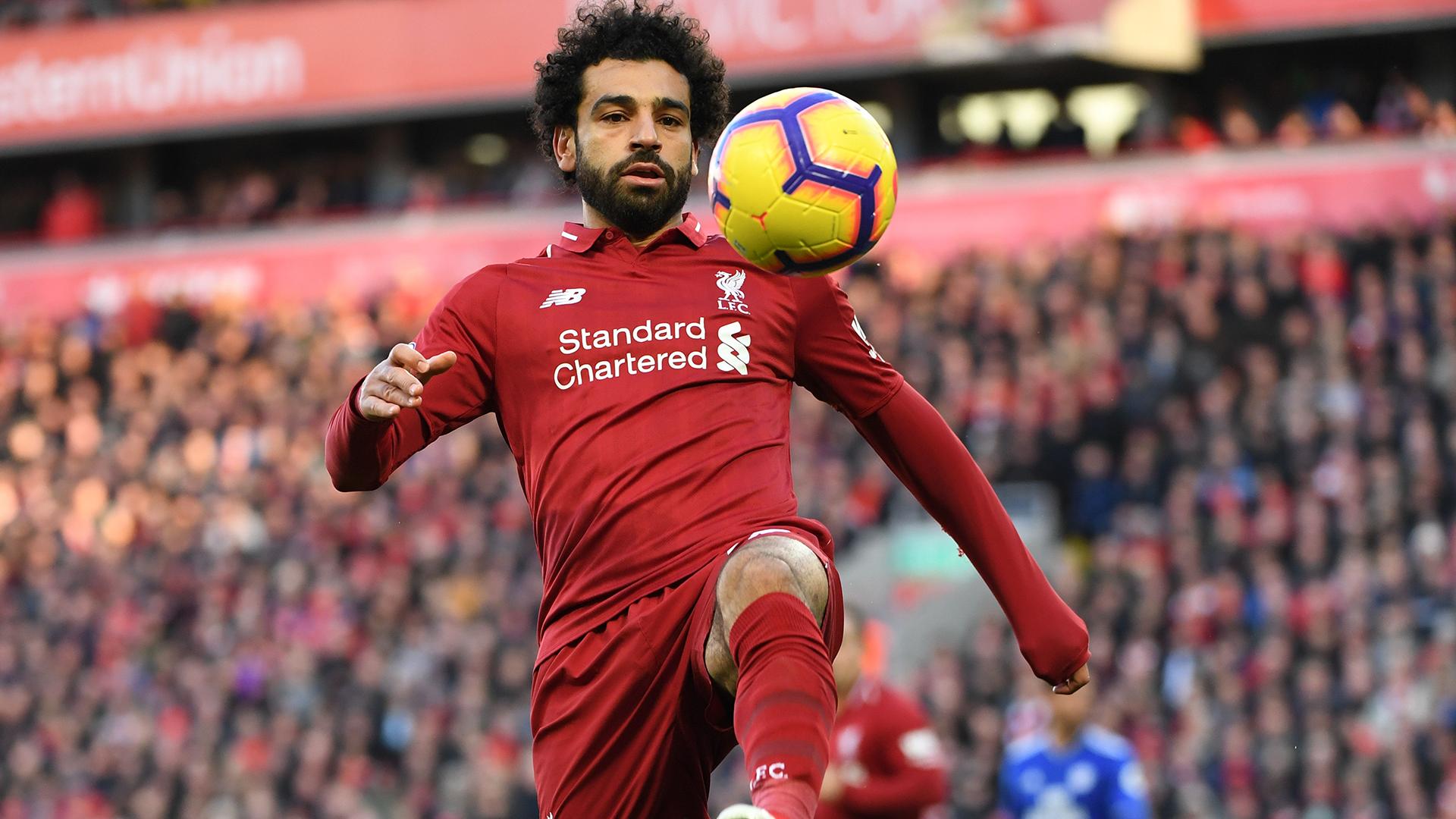 Mohamed Salah Liverpool Premier League 2018-19