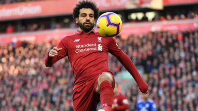 Mohamed Salah Liverpool Premier League 2018-19