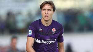 Federico Chiesa Fiorentina Serie A