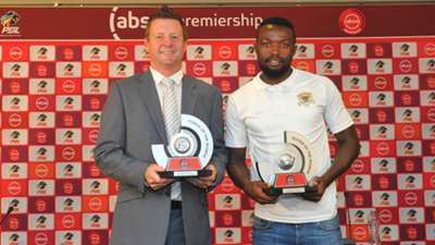 Dylan Kerr and Mwape Musonda, Black Leopards, January 2019