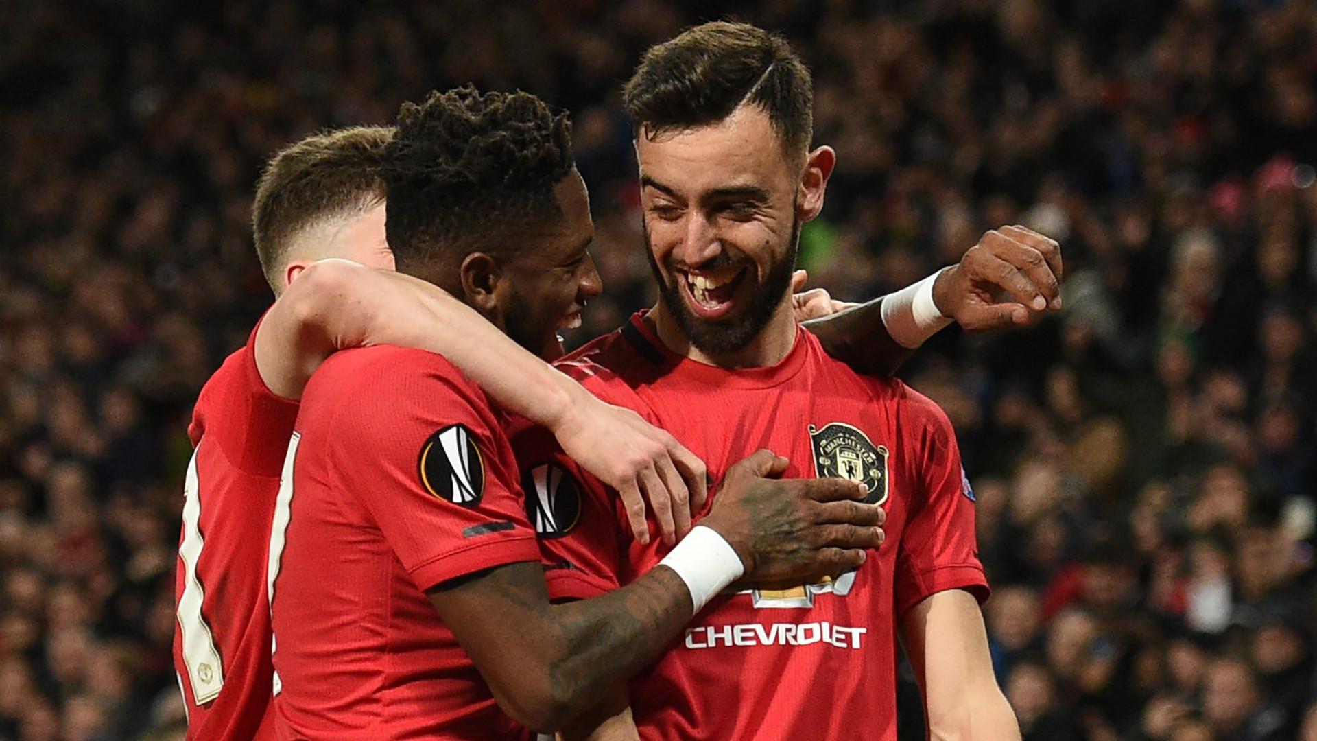 Laporan Pertandingan Manchester United Vs Club Brugge