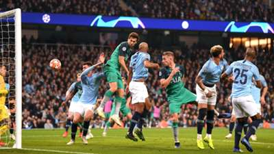 Llorente - Manchester City Tottenham