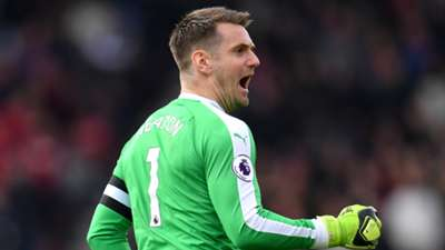 Tom Heaton - Burnley