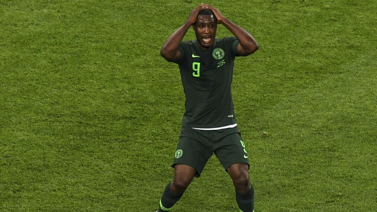Nigeria v. Argentina - Ighalo