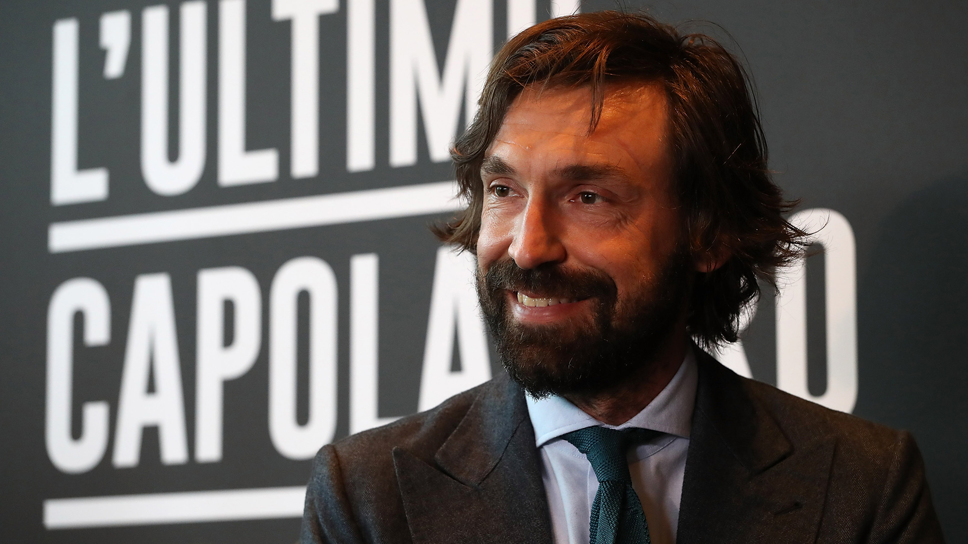 Video:I'm happy for Pirlo but his appointment makes me feel old! - Conte