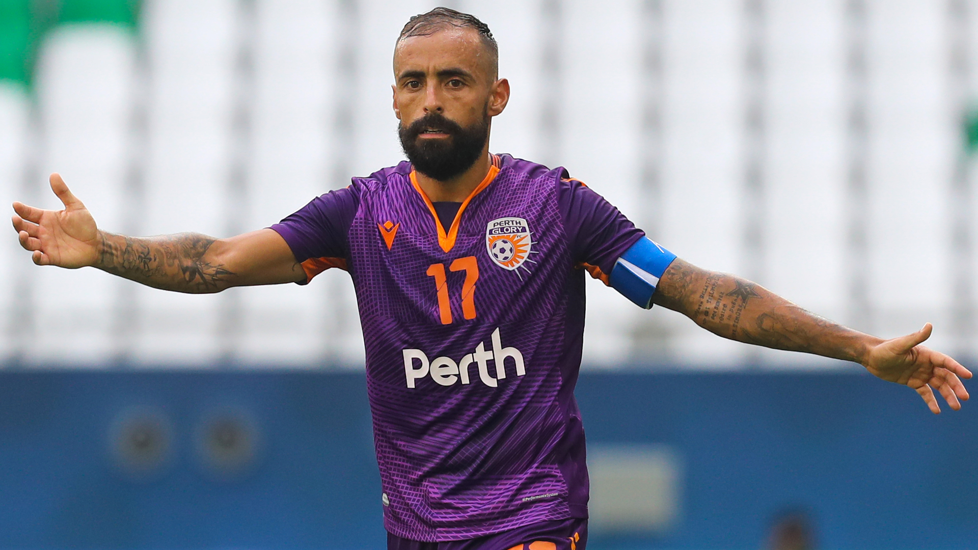 Perth Glory playing for pride against Shanghai Shenhua in the Asian Champions League