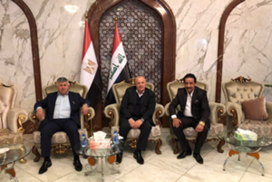هاني أبو ريدة - الاتحاد العراقي