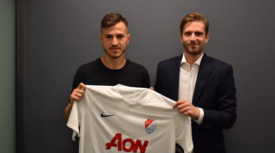 Türkgücü München verpflichtet Daniele Gabriele und Fabijan Podunavac | Goal.com