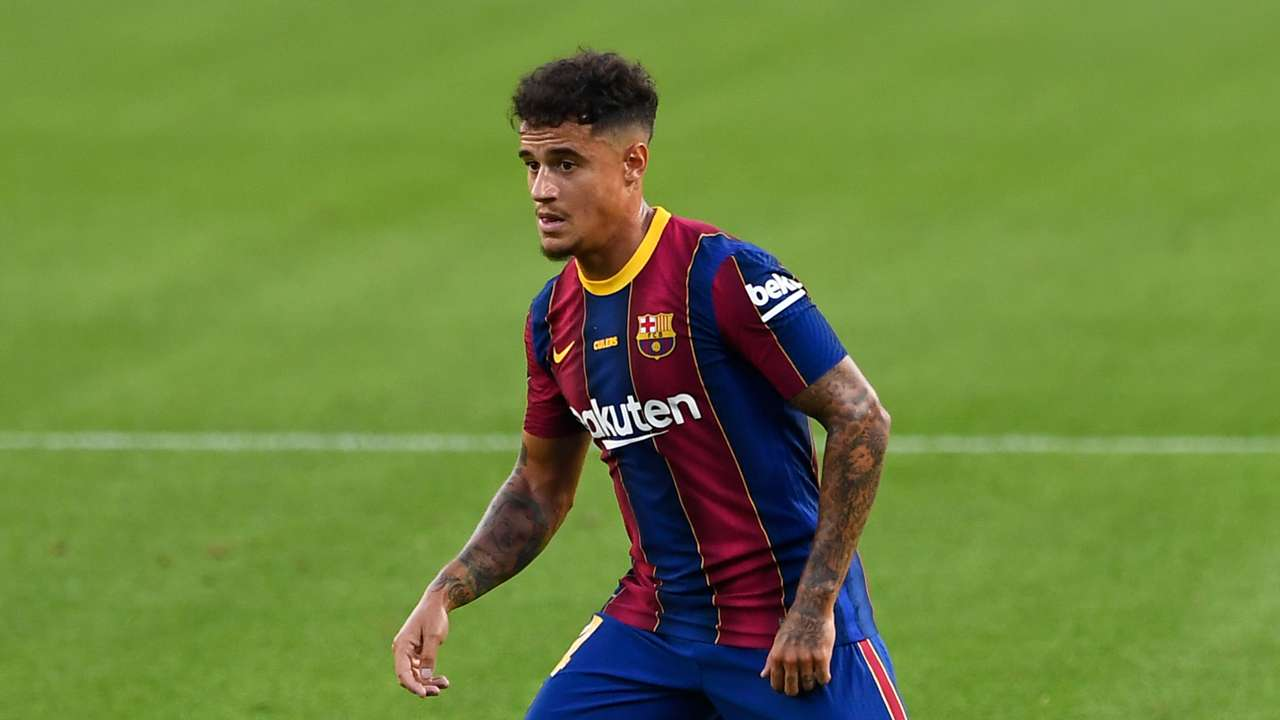 Philippe Coutinho Barcelona 2020-21