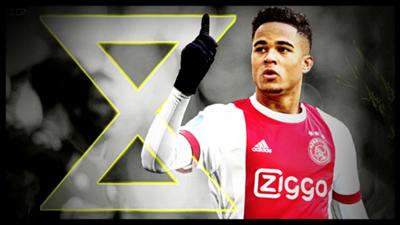 Justin Kluivert Ajax GFX