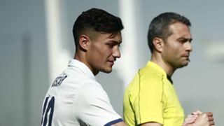 Oscar Rodriguez Real Madrid u19