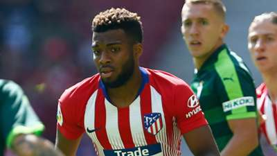 Thomas Lemar Atletico Madrid 2018-19
