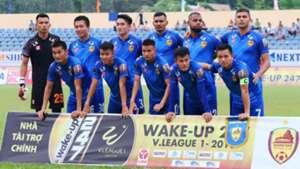 Quang Nam V.League 2019