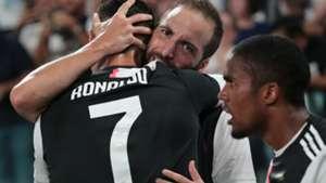 Higuain Juventus Napoli Serie A