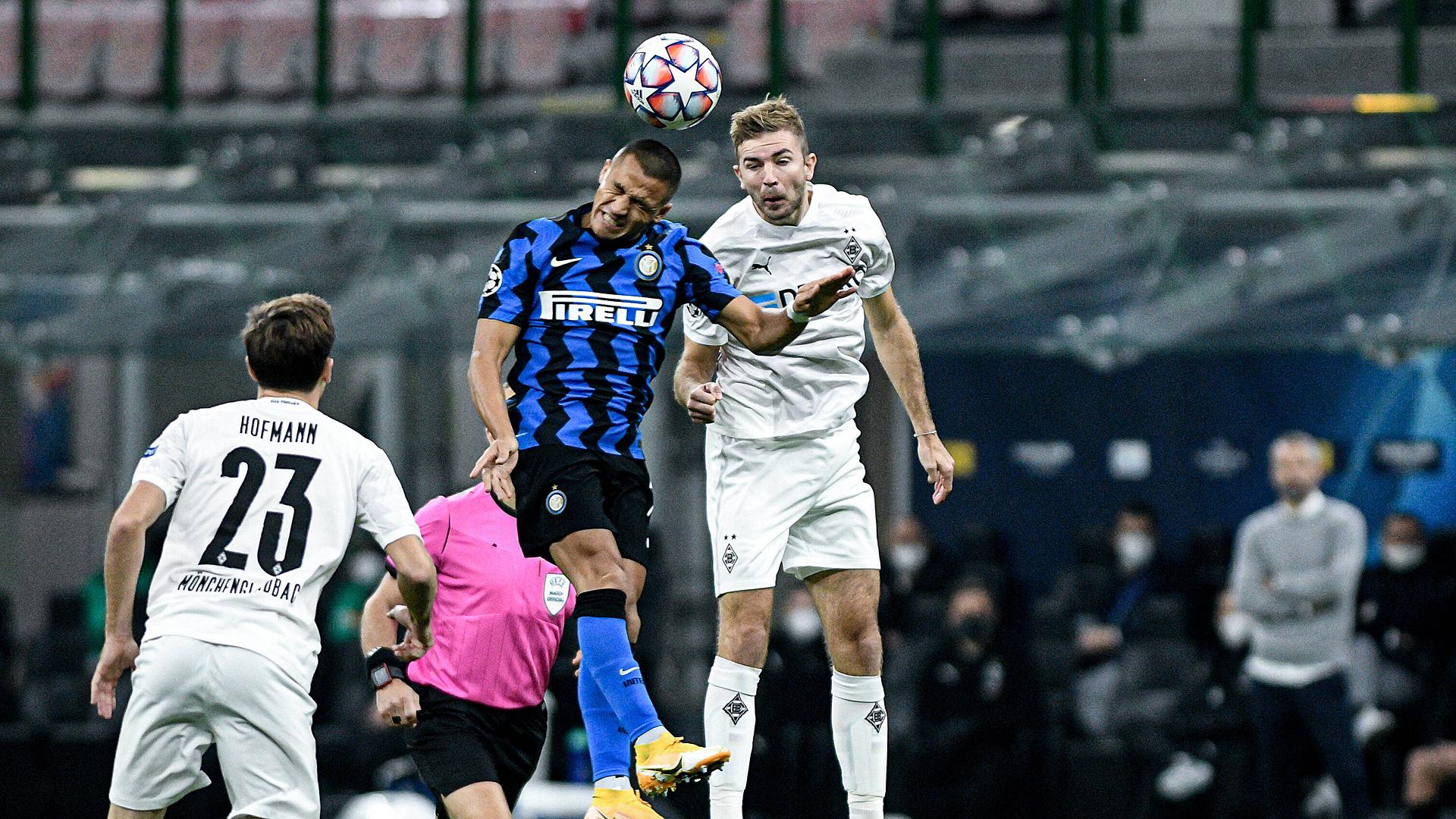 Borussia Monchengladbach Gibt Sieg In Mailand Aus Der Hand Die Champions League Im Ticker Zum Nachlesen Goal Com