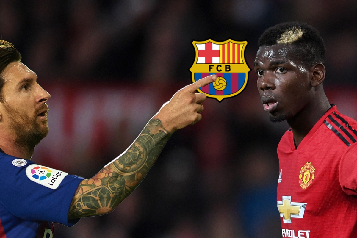 Transfer News And Rumours LIVE Messi Wants Pogba To Join
