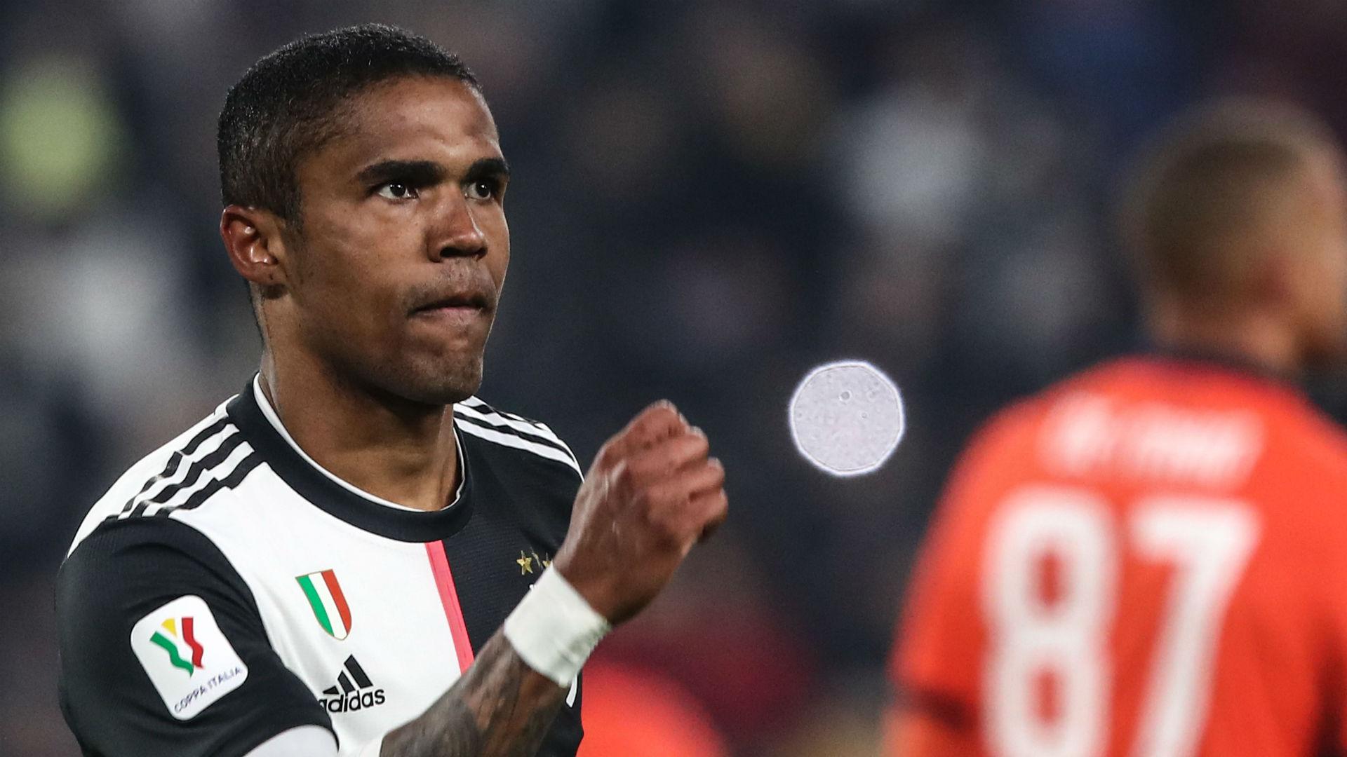 Douglas Costa joins Juventus exodus during period of coronavirus ...
