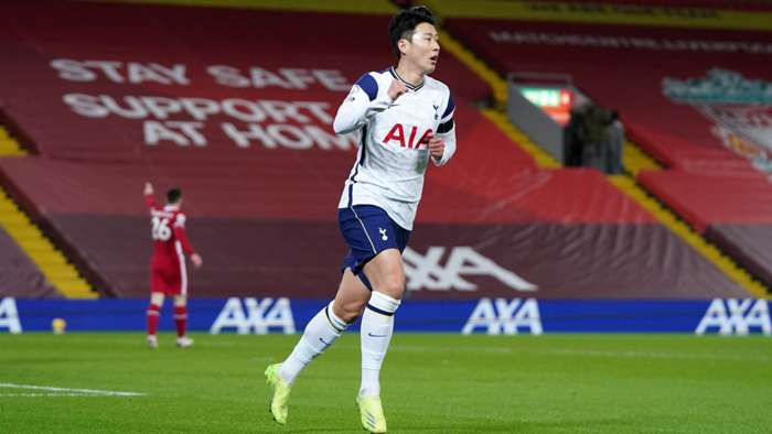 Son Heung-min Spurs 2020