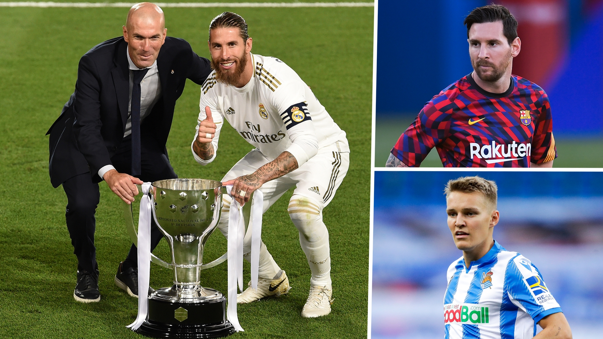 Zero Signings But Real Madrid Can Win La Liga Simply By Not Being Barcelona Goal com