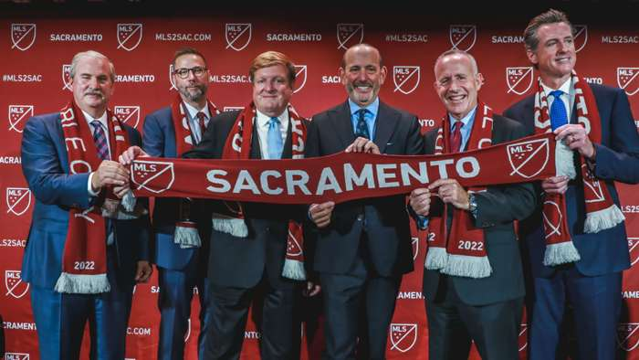 Sacramento MLS Expansion