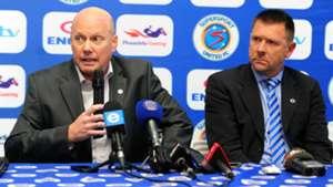 SuperSport United, Eric Tinkler