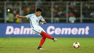 Jadon Sancho, England, FIFA U17 World Cup