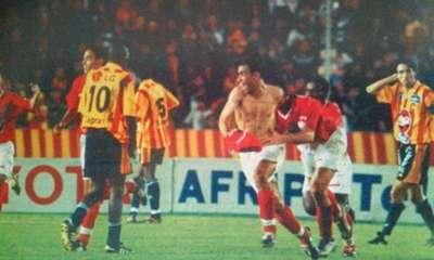 الأهلي - الترجي 2001
