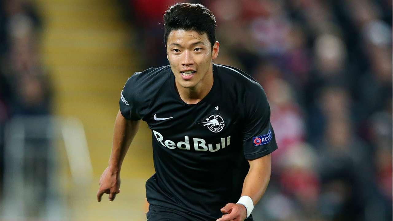 Hee-chan Hwang RB Salzburg 2019