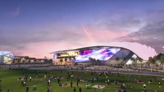 VIDEO: Beckham plant eigenes Stadtviertel mit neuem Stadion für Miami-Klub