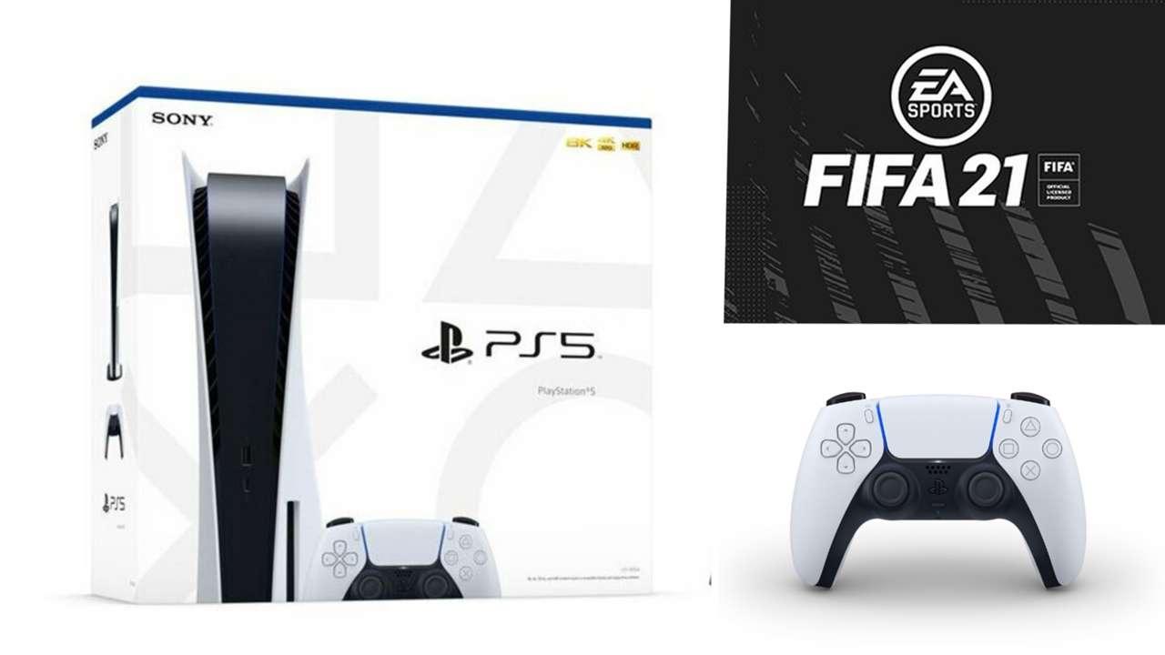 GFX Playstation 5 FIFA 21
