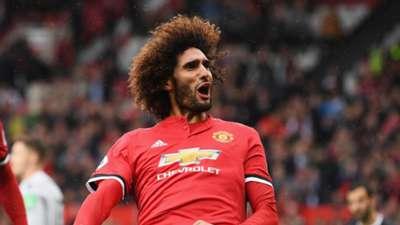 2017-11-18 Fellaini Manchester United