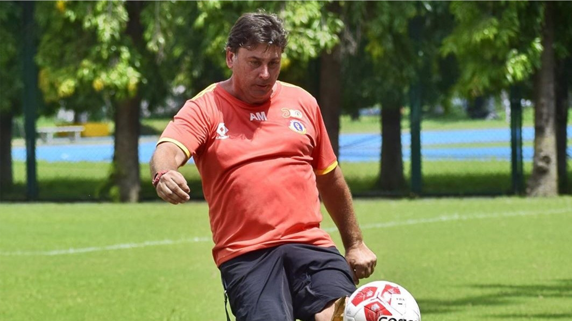 Former East Bengal coach Alejandro Menendez joins Albacete